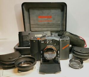 Minox GT-E, Minoxar 2,8/35mm, Minox, Minox D-35 G, Minox FC-E, Lomo, Lomography