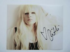 Orianthi of Alice Cooper Autographed Signed 8X10 Photo PSA BAS Guaranteed #3