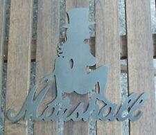 ★ Marshall Slash AFD Trucker Girl Cabinet Badge! Custom Made Rare Gibson
