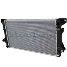 11 12 13 F150 Pickup Truck 3.5L 1-Row SUPER COOLING Radiator Assembly FO3010310