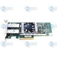 Y40PH DELL BROADCOM 57810 10GB DUAL PORT PCI-E SFP+ NETWORK CARD N20KJ 0Y40PH
