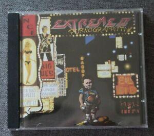 Extreme II, pornograffitti, CD