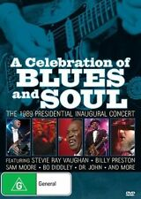 G Music Concerts Blues DVDs & Blu-ray Discs