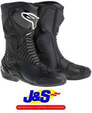 Bottes imperméables noirs Alpinestars pour motocyclette