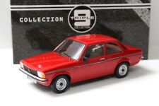 1:18 Triple9 Opel Kadett C2 Coupe 2-Doors red 1977 NEW bei PREMIUM-MODELCARS