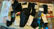 WHOLESALE New Mens 34 PAIRS Pairs Astd  SOCKS Resell Flea market Vendors Deals
