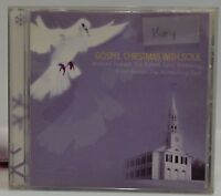 Gospel Christmas With Soul, Various Artists, 2002, CD, Fast n Free