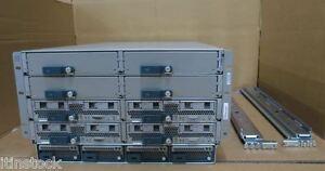 Cisco UCS-SP7-B200-VP UCSB200 M3 VP SmartPlay bundle 4xB200M3/2x6248UP/1x5108