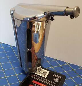 Vintage G.H Wood & Company Ltd Gas Station Soap Dispenser