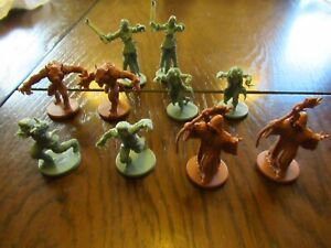 Folklore The Affliction Figures selection Minies.- Brand New & Sealed