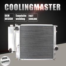 2 Core Aluminum Radiator Fit 91-00 BMW 318i 318is 318tiZ3 1.9i2.0i L4 L6 AT/MT