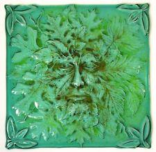 Greenman Texture - Glass Fusing Mold