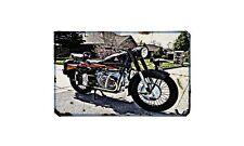 Condor A580 1 Motorbike A4 photo Retro Bike