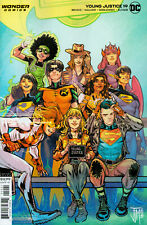 Young Justice Nr. 19 (2020), Variant Cover Manapul, Neuware, neu