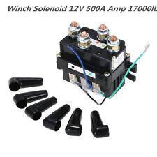 12V 500A Heavy Duty ATV Winch Solenoid Relay Upgrade Equiv Recovery 4x4 17000lb