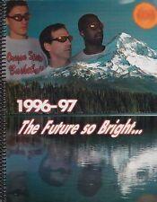1996-97 Oregon State Beavers Ncaa Basketball Media Guide