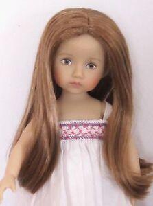 """Doll wig for Little Darling Boneka doll 10"""" Dianna Effner sz6/7""""(16/17.5cm)"""