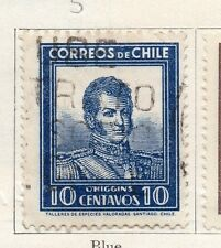 Chile 1931-34 Early Issue Fine Used 10c. 089755
