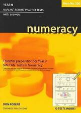 Numeracy: Year 9 NAPLAN* Format Practice Tests
