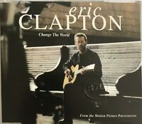 ERIC CLAPTON : CHANGE THE WORLD - [ CD MAXI ]
