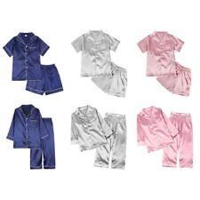 Girls Nighties /& Nightgowns Sleep Shirts Pyjamas Blended Cotton Sleepwear Long Sleeve Striped Nightdress Homewear for Toddler 3-10 Years