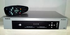 THOMSON DSI 4101 Satellite Receiver Sky DigiBox -Twin Scart Sockets - Audio Outs