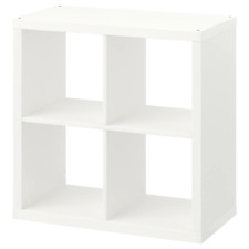 IKEA KALLAX Regal Bücherregal Regalsystem weiß 77x77 cm