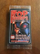NEW! Top Trumps Star Wars Collectible Trading Cards - Episodes I-VI