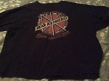 Rare 2007 Dead Kennedys 1983 Tour Anthill Trading Rockware Tshirt Size 3X