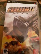 FlatOut: Head On (PSP)  game used