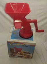 IL PASSATUTTO VELOX TOMATO PRESS RIGAMONTI CAN PULP MOST FRUITS VEGETABLES