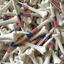 "100 2 3/4"" Pride Evolution American Flag USA Golf Tees White Wholesale"