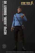 Star Trek TOS Dr. Leonard 'BONES' McCoy Figure 1/6 Scale Quantum Mechanix QMx