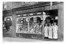 pt5409 - Normanton , Wakefield Industrial Society Shop , Yorkshire - photo 6x4