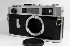 Meter OK!!  Canon 7s 35mm Rangefinder Film Camera Leica L Mount From JAPAN