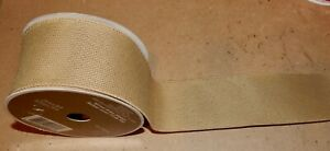 """Ribbon Many Colors You Choose 2 1/2"""" Celebrate It Wired & Non Wired Edge 125Q"""