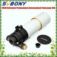 "Svbony Sv48 90mm F5.5 2"" Refractor Astronomical Astrophotography Telescopes"