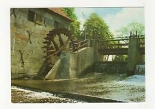Eibergen Mallumse Watermolen Netherlands Postcard 190b