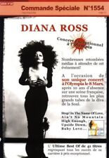 Diana Ross Love & Life French Flyer