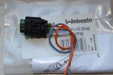 Gehause Fahrzeugleitung Webasto Dosierpumpe DP41/42 EVO connector Stecker AIRBAG
