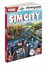Collectible Prima SimCity Official Guide Maxis EA for PC w eGuide Sealed Mint