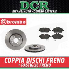 Kit Dischi e Pastiglie Anteriori BREMBO MINI (R56) Cooper 120CV 88KW DAL 10/2006