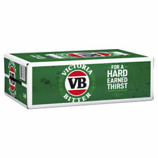 Victoria Bitter Beer Case Cans 24x375mL