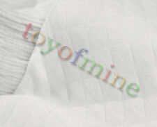 lavable reutilizable paño del bebé del algodón del panal del pañal de microfibra