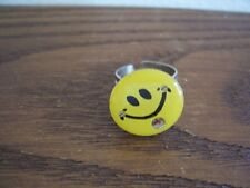 Cute Fun - Kids Girl's Smiley Face Ring