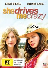 She Drives Me Crazy (DVD, 2010)
