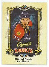 08-09 Upper Deck Champs #119 Michal Repik RC Rookie