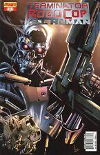 Terminator / Robocop #1: Kill Human Cover B Comic Book