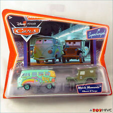 Disney Pixar Cars Fillmore Sarge movie moments 2 pack