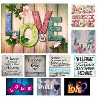 5D Diamond Painting Embroidery Cross Craft Stitch Pictures Kit Pretty Pattern UK